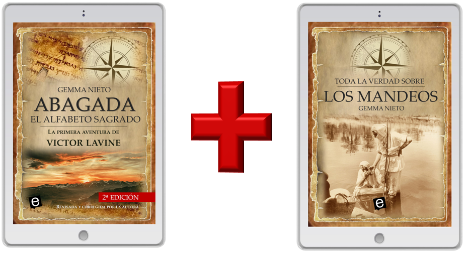"Comprar ""Abagada, el alfabeto sagrado"" en Amazon + Ebook de regalo"
