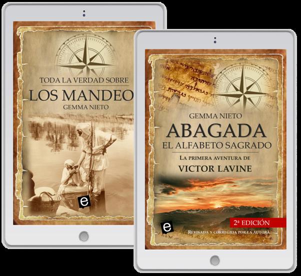 Obsequio de un ebook por suscribirse a la web de la escritora Gemma Nieto