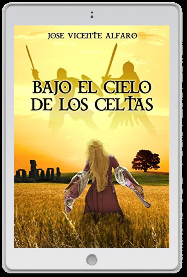 «Bajo el cielo de los celtas», José Vicente Alfaro