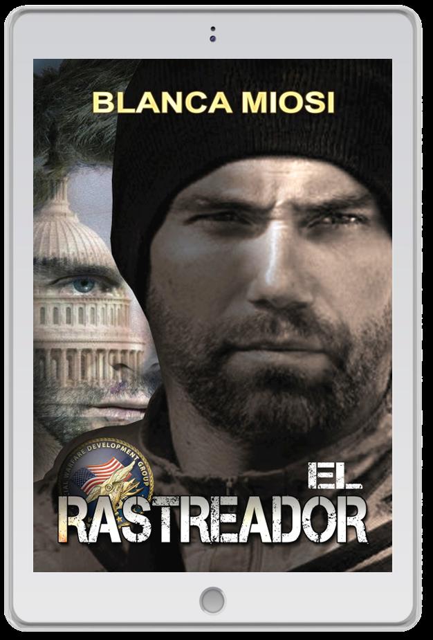 «El rastreador», Blanca Miosi