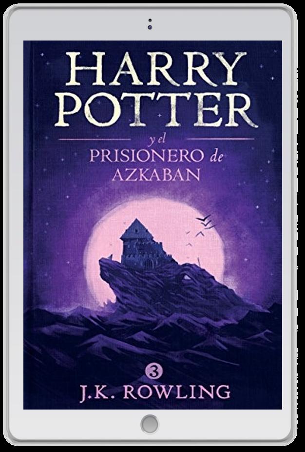«Harry Potter y el prisionero de Azkaban», J. K. Rowling