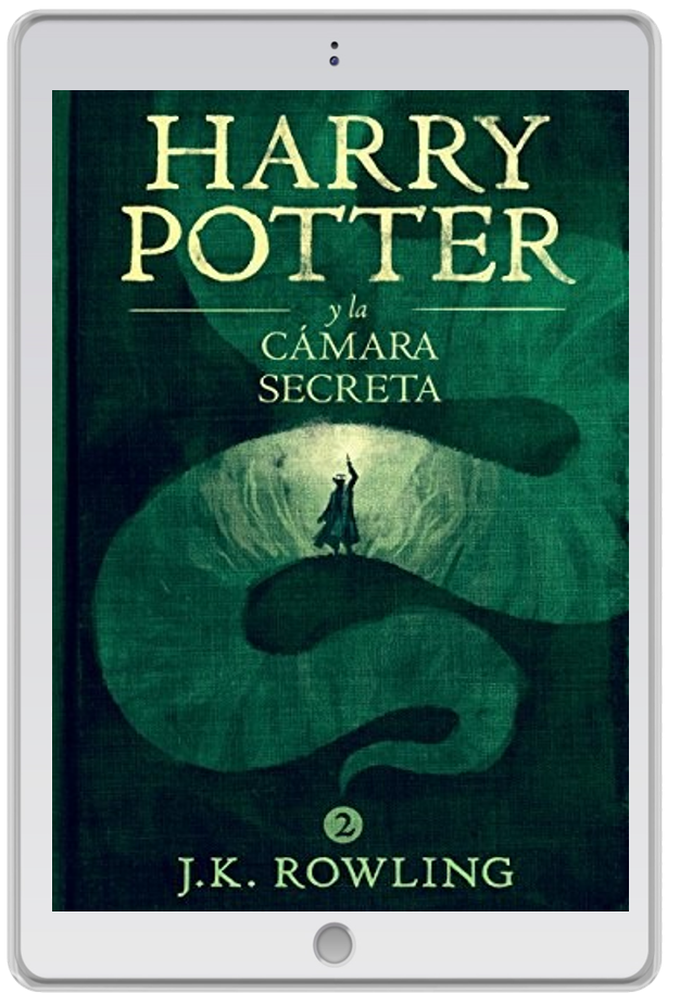 «Harry Potter y la cámara secreta», J. K . Rowling