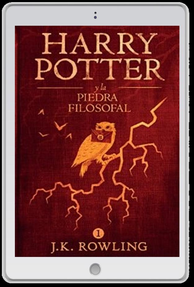 «Harry Potter y la piedra filosofal», J. K. Rowling